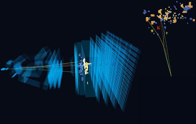 El experimento LHCb del CERN arroja nuevos e intrigantes resultados sobre el Modelo Estándar de la física de partículas
