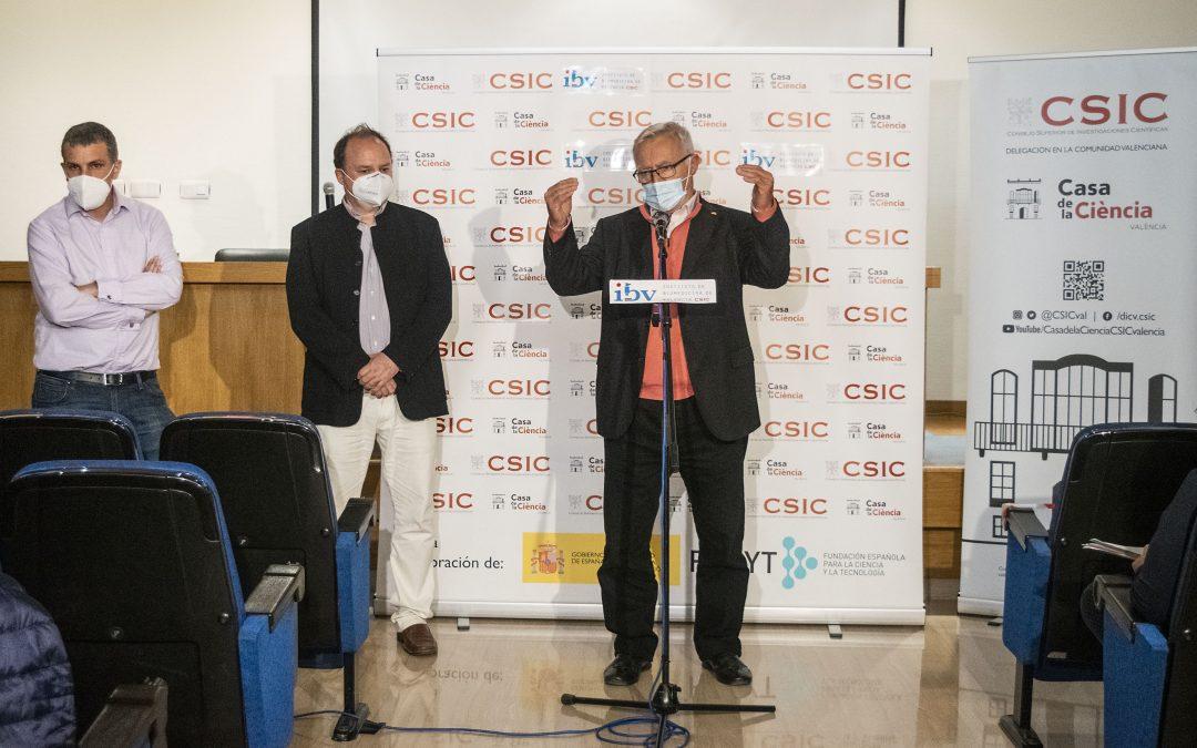 El alcalde de València visita el IBV