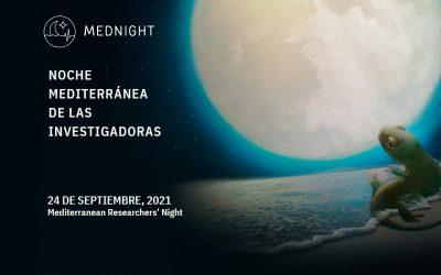 Noche Mediterránea de las Investigadoras: MEDNIGHT 2021