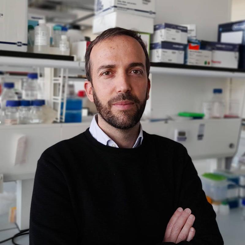 Rafael Sanjuán, investigador del I2SysBio