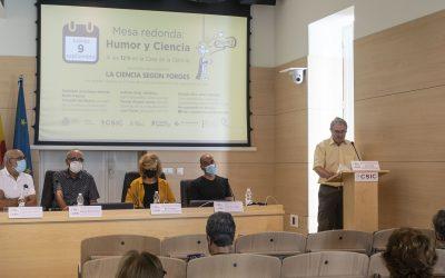 La Casa de la Ciència organiza una mesa redonda sobre humor y ciencia con motivo de la exposición «La ciencia según Forges»