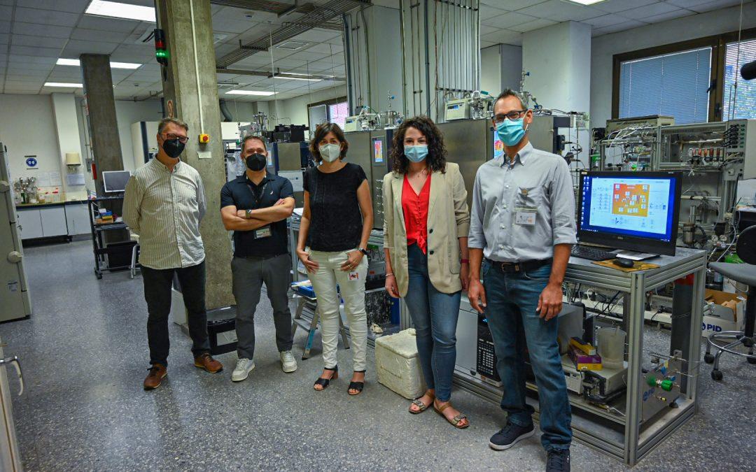 Un estudi demostra l'efectivitat de l'ozó com a agent desinfectant contra el SARS-CoV-2 en transport públic