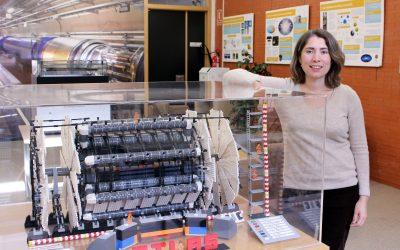 Una investigadora de l'IFIC coordinarà la selecció de dades en temps real del major experiment de l'LHC en el CERN